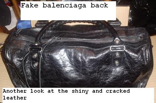 c1105dfa826 2. Hardware: The hardware on an authentic Balenciaga ...