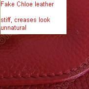 how do i know i have a fake chloe paddington bag