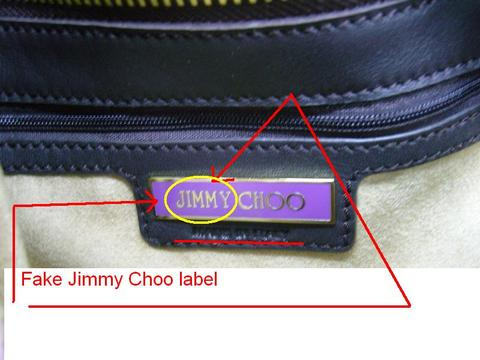 8ccd08dd0b Spotting Phony Jimmy Choo Online