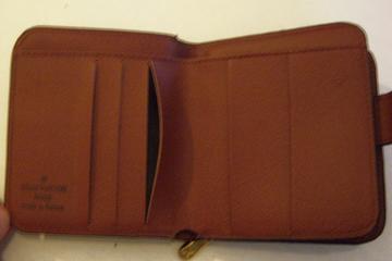 Spot Fake Louis Vuitton Monogram Wallet  65789da1fef6a