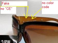 Fake Marc Jacobs sunglasses