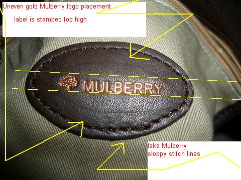 fake Mulberry Somerset