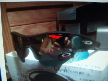 dd67e3b3ac7 Spotting Phony Oakley Radar Sunglasses On Ebay
