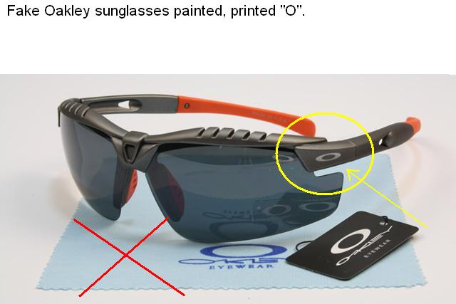 nxwir How to Spot Fake Oakley Sunglasses