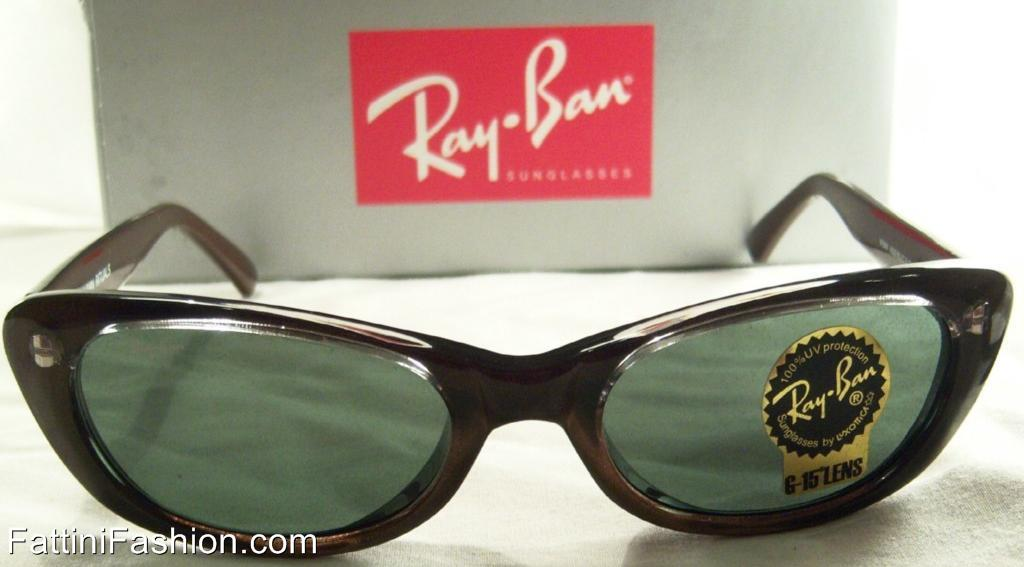 are ray ban g15 lenses glass  below