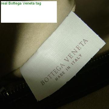 authentic Bottega Veneta white tag