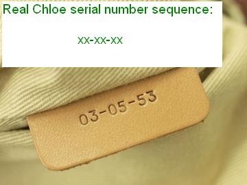 how to spot a fake chloe handbag
