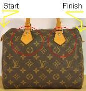 Spotting Fake Louis Vuitton Handbags Made Easy 4036fcb37083